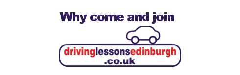 Why come and join DrivingLessonsEdinburgh.co.uk